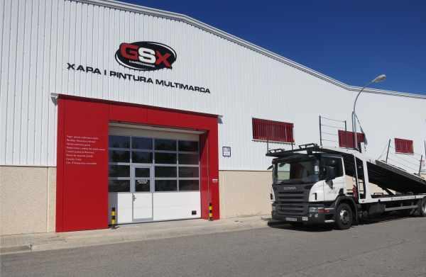 GSX Carrosseria - Taller de xapa i pintura a Lleida
