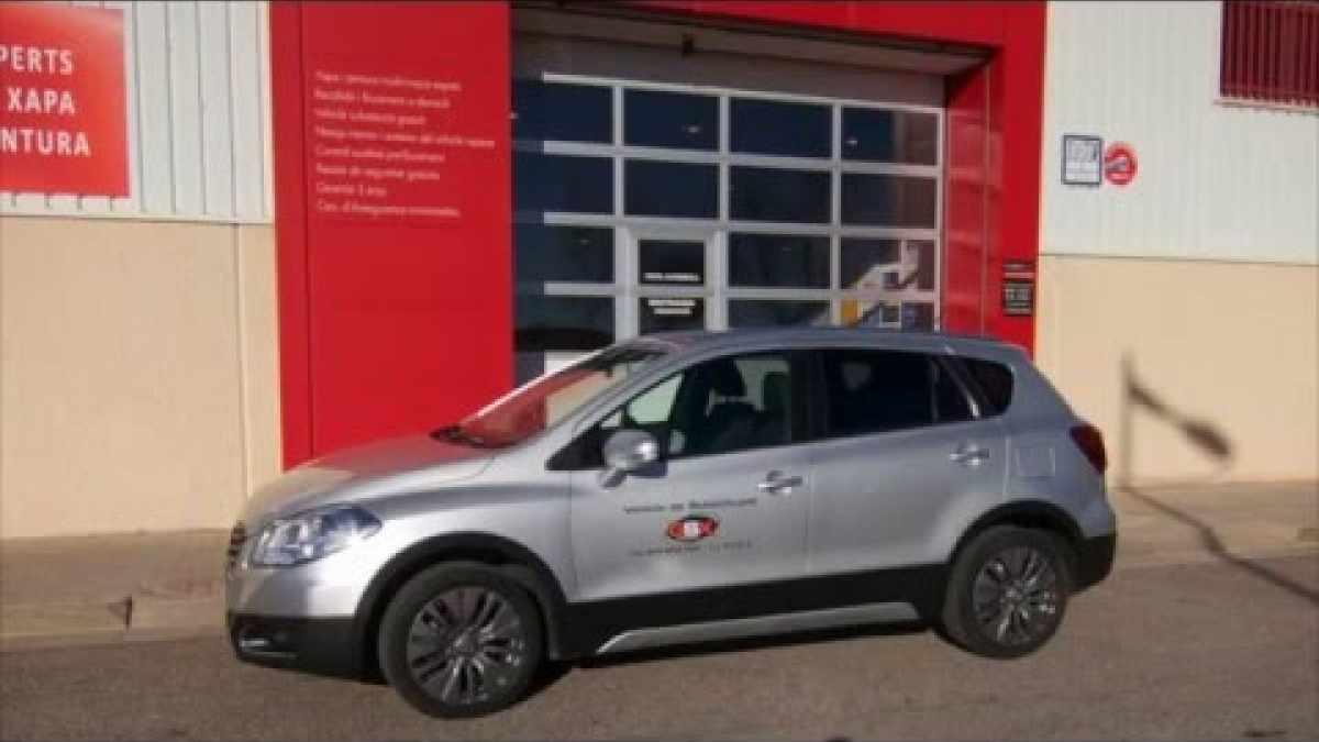 Vehicle de substitució - GSX Carrosseria - Lleida