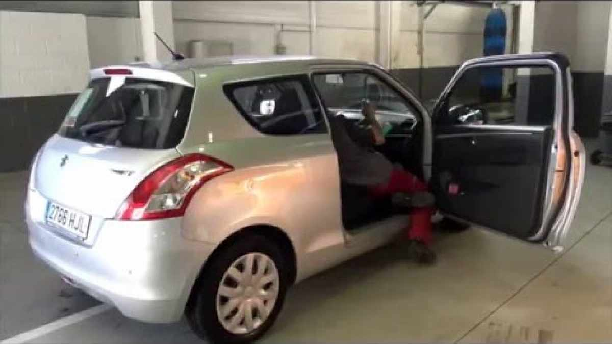 Neteja interior del vehicle - GSX Carrosseria - Lleida